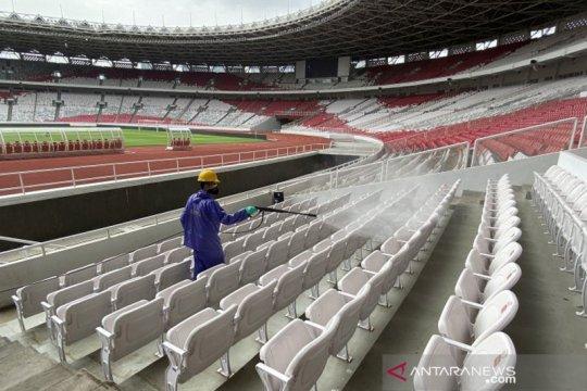 Stadion Utama GBK siap digunakan untuk lanjutkan liga