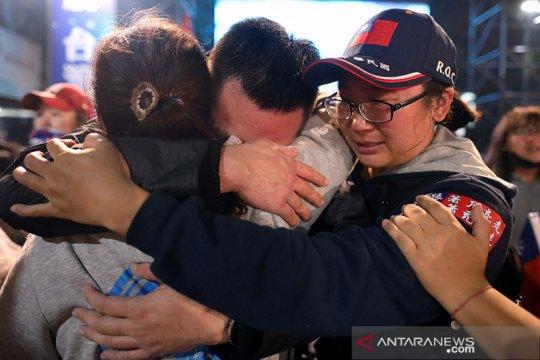 Partai Taiwan batal kirim delegasi ke China gara-gara berita