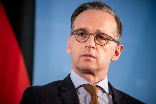 """""""Ruwet"""", kata menteri Jerman soal hubungan dengan AS"""