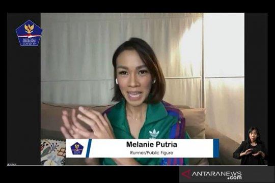 Melanie Putria: Pelari rindu lari bersama