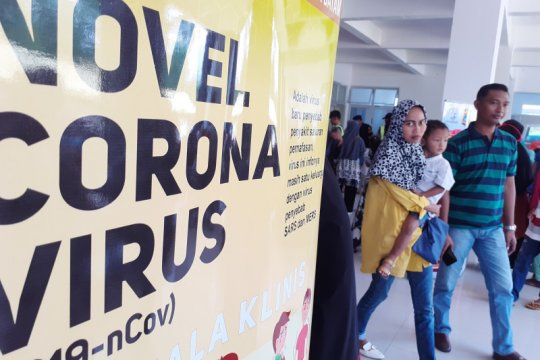 Kadis PU Natuna dirawat di Pekanbaru karena positif COVID-19