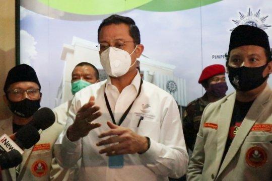 Kemensos gandeng Pemuda Muhammadiyah salurkan bansos COVID-19