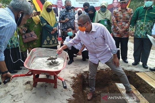 UMSB dapat hibah Rp1,5 miliar bangun Fakultas Pertanian di Payakumbuh
