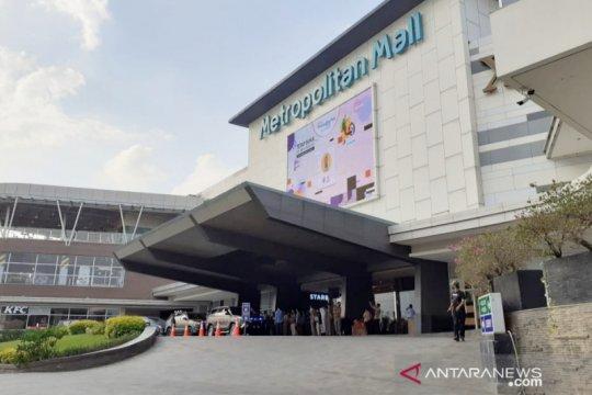 Gugus Tugas COVID-19 Kabupaten Bogor sidak mal