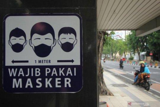 Penggunaan masker harus sesuai standar