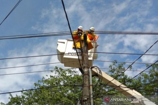 Pemerintah pastikan keandalan pasokan listrik selama PSBB aman