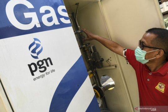 Jamin pasokan ke industri, PGN tandatangani LoA dengan produsen gas