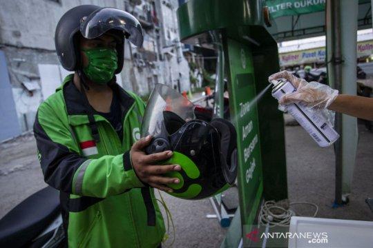 Anies izinkan ojol angkut penumpang selama PSBB lanjutan