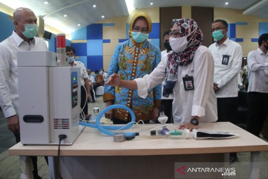 BPPT serahkan bantuan penanganan COVID-19 untuk Tangsel-Banten