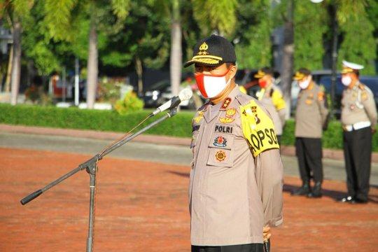 Kapolda Aceh ingatkan personel harus siap bertugas di era normal baru