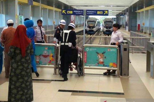LRT Palembang sesuaikan jam operasional hadapi 'new normal'