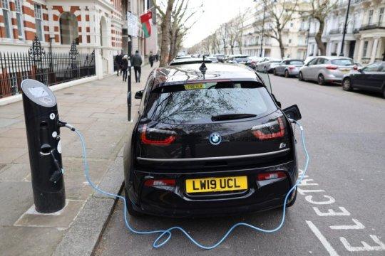 Inggris berikan bonus pada pemilik kendaraan yang beralih ke listrik