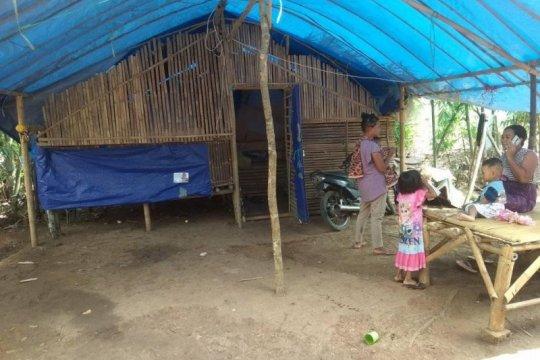 BPBD Lebak berharap warga pengungsi korban banjir bersabar
