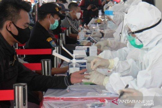 BIN: 348 warga Surabaya positif COVID-19 selama 10 hari tes