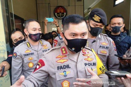 Polda Jatim siagakan 1.600 personel di masa transisi di Surabaya
