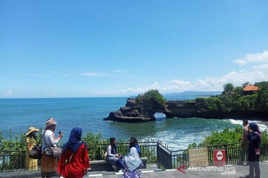 Wisata Tanah Lot Bali siapkan SOP normal baru