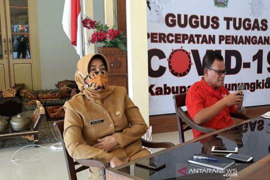 Disperindag Gunung Kidul dukung tes cepat massal di Pasar Argosari