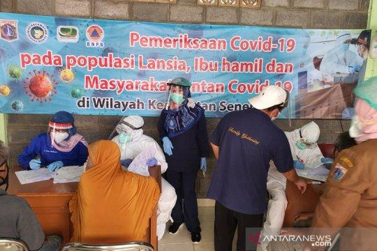 """209 warga Paseban jalani """"Rapid Kampung"""" perdana di Kecamatan Senen"""