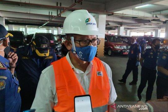 Pasar Jaya: Penutupan pasar kewenangan gubernur