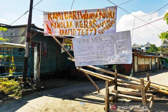 Marak tolak rapid tes di Makassar LPM diminta berkontribusi