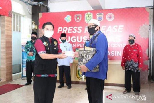1.256 ustadz-ustadzah di Banjarmasin terima Bansos COVID-19