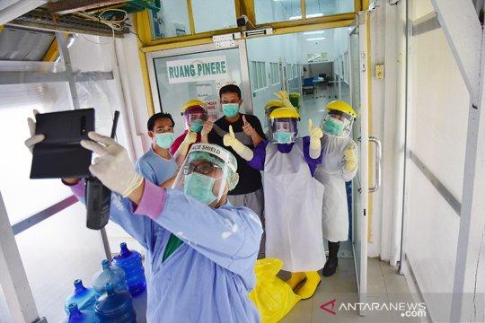 Kadis PU Natuna sembuh dari COVID-19 di RSUD AA Riau