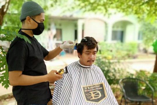 Warga Bapas Jakarta dibina kemampuan barista hingga pangkas rambut