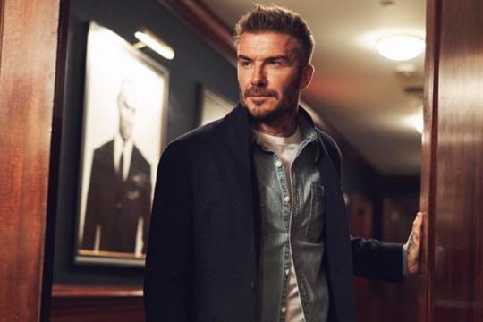 David Beckham mungkin akan punya acara memasak sendiri