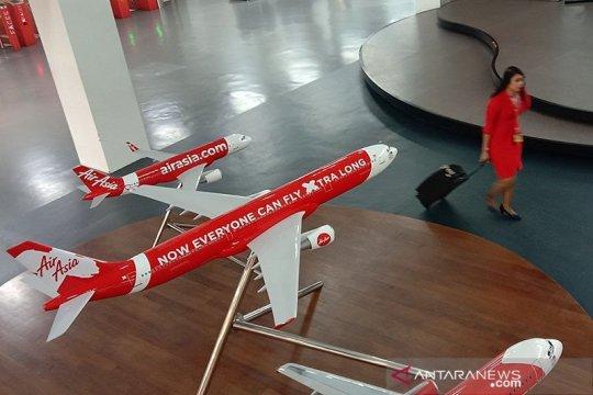 Grup AirAsia rugi Rp3,4 triliun
