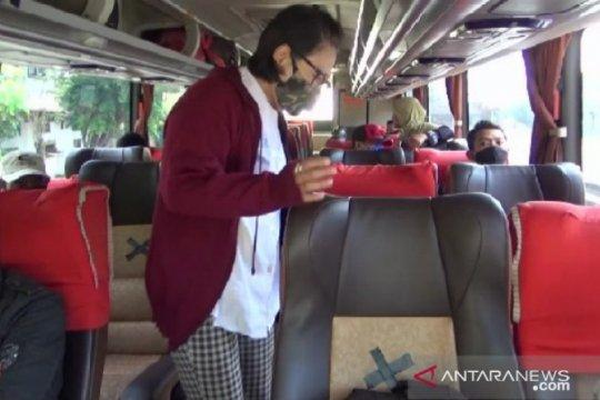 Tarif bus di Madiun naik sebagai dampak pembatasan kapasitas penumpang