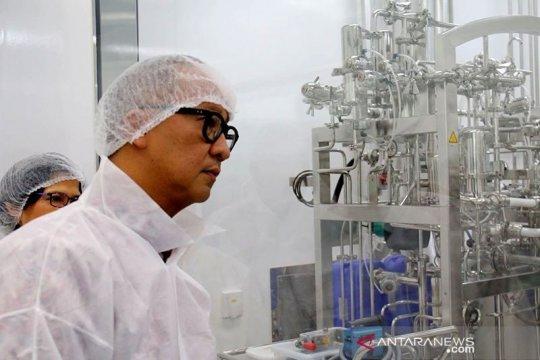 Menperin: Industri logam dasar dan makanan jadi andalan ekspor