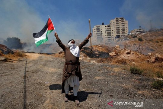 DPR: aneksasi unilateral Israel di Tepi Barat tidak dapat dibenarkan