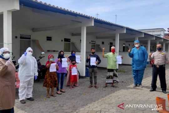 Total pasien COVID-19 sembuh di Probolinggo mencapai 81 orang