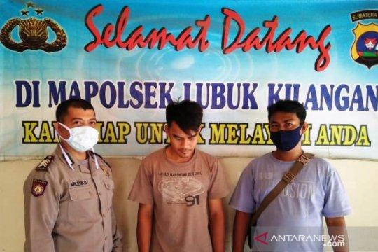 Polisi bekuk buronan kasus pencurian besi PT Semen Padang