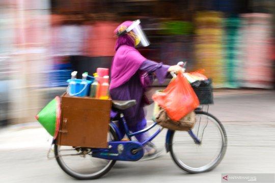 Jalur khusus sepeda disiapkan mulai Minggu sebagai ganti CFD