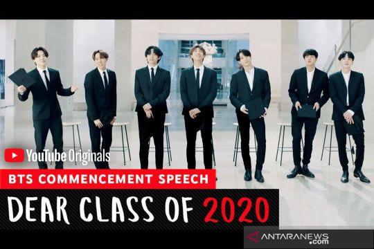 """Tampilkan Barack Obama hingga BTS, YouTube Originals tayangkan acara """"Dear Class of 2020"""""""