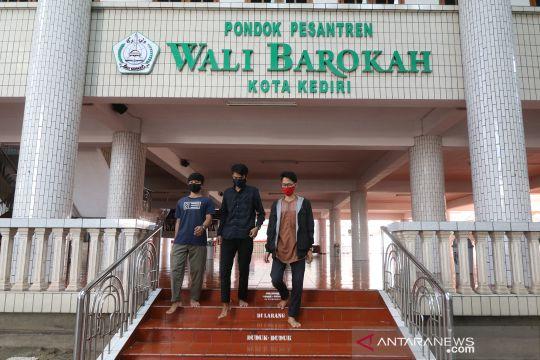 Normal baru di pondok pesantren Wali Barokah Kediri