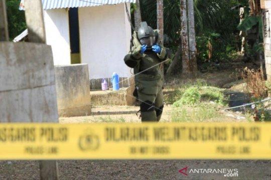Polisi periksa dua saksi terkait kasus ledakan granat di Aceh Barat