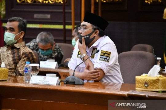 Jazilul: Pertemuan pimpinan MPR-Menhan bagian silaturahmi kebangsaan