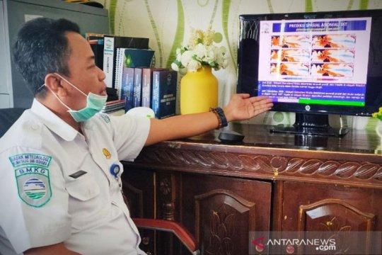 BMKG Sampit ingatkan ancaman karhutla meski kemarau basah