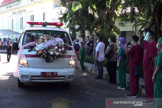 Seorang dokter di Surabaya dinyatakan meninggal akibat COVID-19