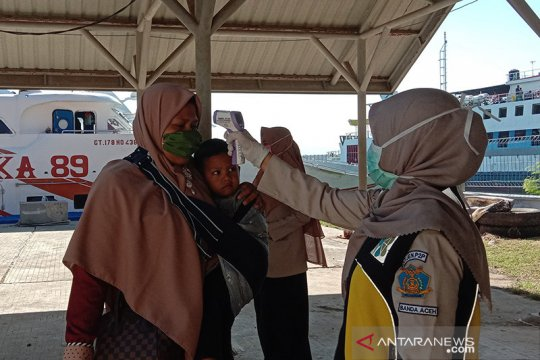 Sabang mulai terima wisatawan, surat bebas COVID-19 tetap berlaku