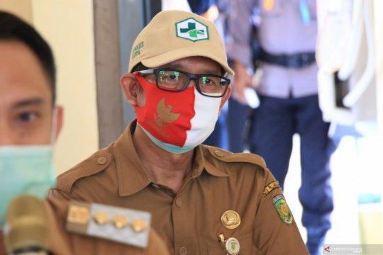 Terjadi transmisi lokal, puskesmas di Palangka Raya-Kalteng ditutup