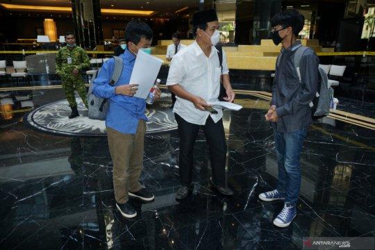 Pusat karantina di hotel Malaysia ditutup