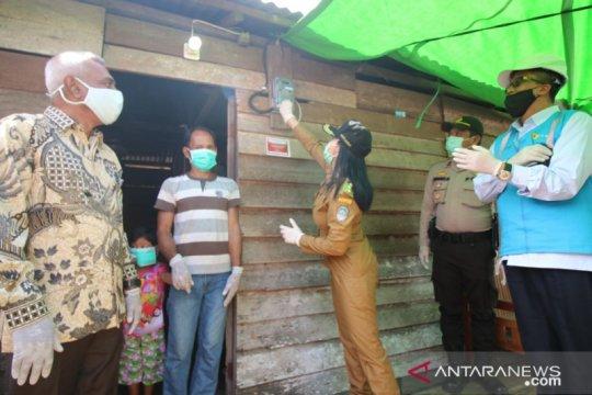 Landak gandeng perusahaan swasta alirkan listrik di Desa Sebatih