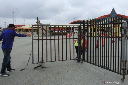 Bandara Sentani mulai beroperasi kembali
