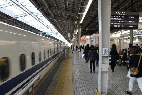 Penumpang kereta di Tokyo bisa pantau kondisi gerbong lewat aplikasi