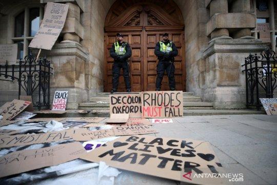 PM Inggris luncurkan komisi lintas pemerintah tentang rasisme