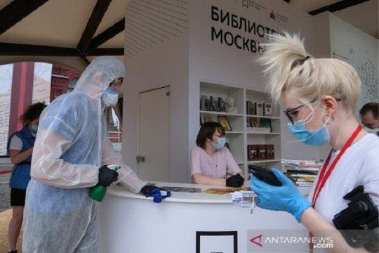 Kasus COVID-19 Rusia mencapai 520.129 kasus