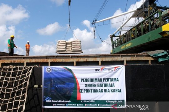 Semen Baturaja ekspansi penjualan ke Pontianak